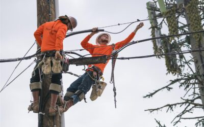 Another Utility Lineman's Life Saved by COMPASS®
