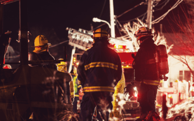 6 Reasons Why Firefighters Are at High Risk of Getting Electrocuted